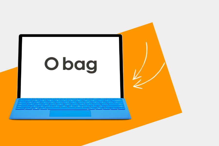 +105% vendite online per O bag